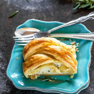 puff pastry braid
