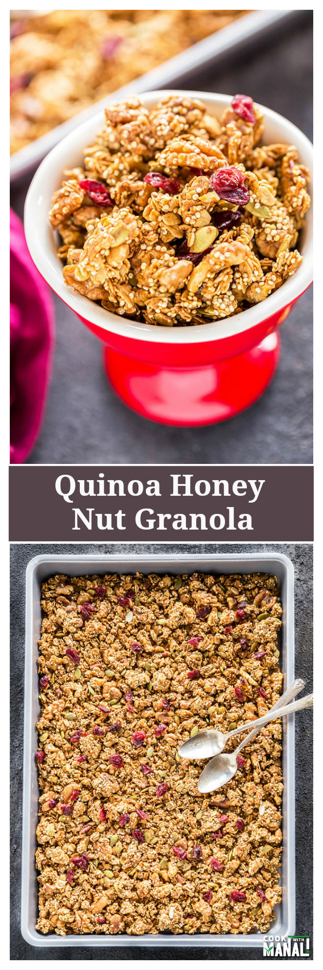 quinoa-honey-nut-granola-collage