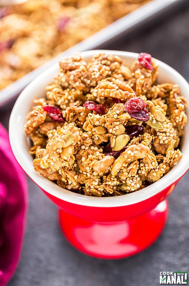 quinoa-honey-nut-granola