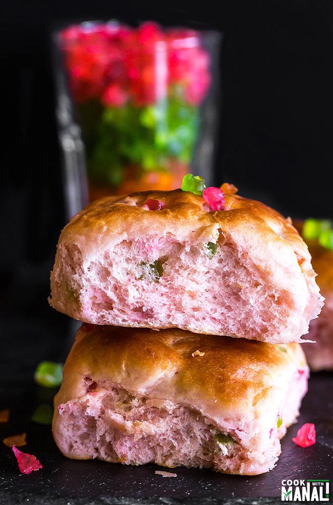 sweet fruit rolls