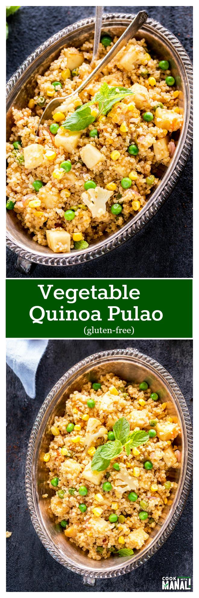 vegetable-quinoa-pulao-collage