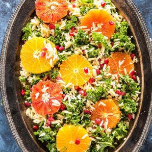 orzo pasta salad