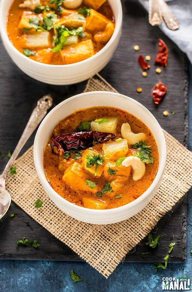 Instant Pot Thai Peanut Tofu Pineapple Curry - Cook With ...