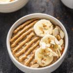instant pot banana oatmeal