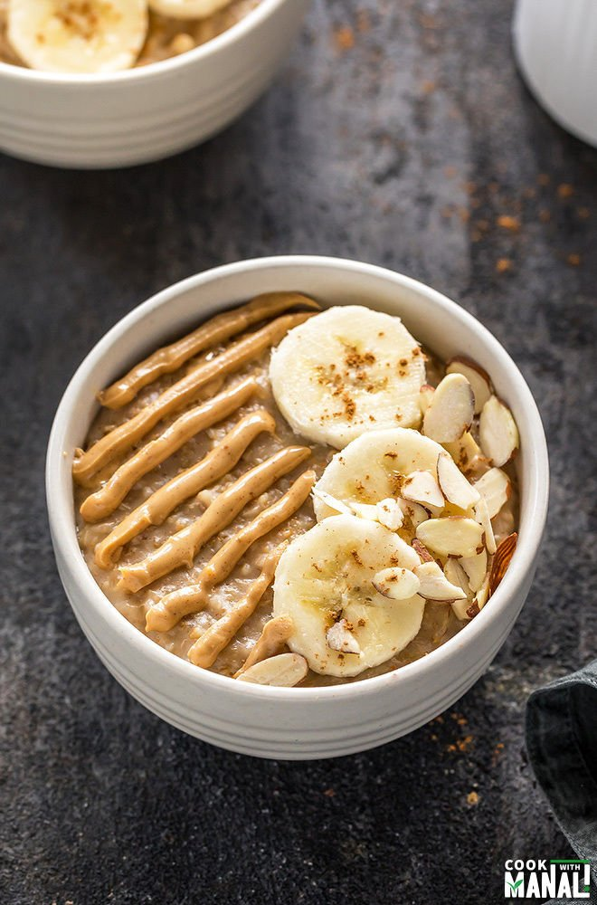 Instant Pot Banana Oatmeal Cook With Manali
