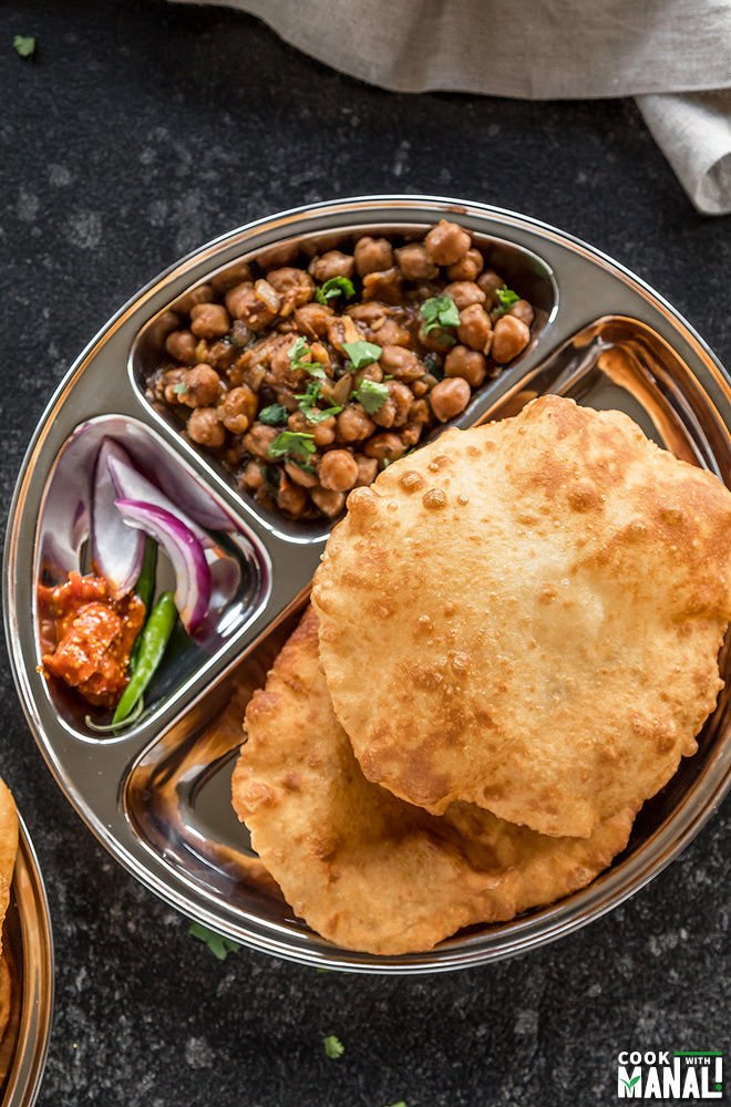 how to make punjabi bhatura