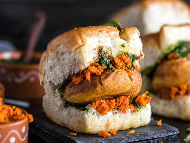 Vada Pav Cook With Manali