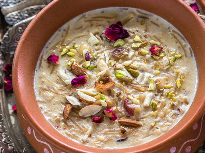 Sheer Khurma - Cook With Manali